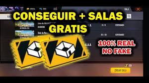 TRUCO PARA OBTENER MAS DE 100 SALAS EN FREE FIRE - YouTube